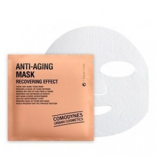Comodynes Anti - Aging Mask Recovering Effect Gaivinamoji priešraukšlinė veido kaukė 3vnt