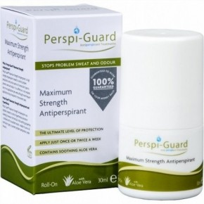 Perspi-Guard Roll On Rutulinis antiperspirantas su alavijais 30ml