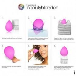BeautyBlender ® original Makiažo kempinėlė (spalva - rožinė)
