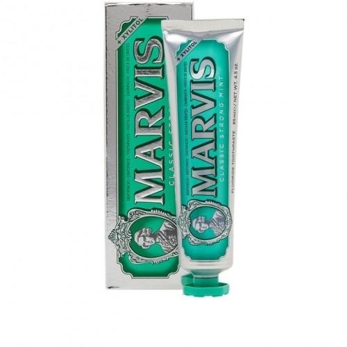 Marvis Classic strong mint klasikinė mėtų skonio dantų pasta 85ml