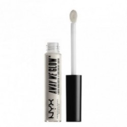 Nyx professional makeup Away We Glow Liquid Highlighter Švytėjimo suteikianti priemonė Liquid prism6.8ml