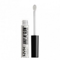 Nyx professional makeup Away We Glow Liquid Highlighter Švytėjimo suteikianti priemonė Moon glow6.8ml