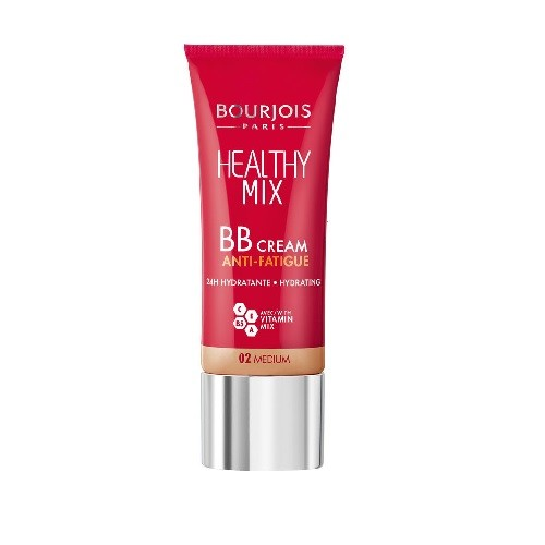 Bourjois Healthy Mix BB Cream Anti - Fatigue Kremas veidui su atspalviu 30ml