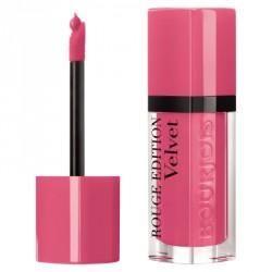 Bourjois Rouge Edition Velvet Skysti lūpų dažai 6.7ml11 So Hap'pink