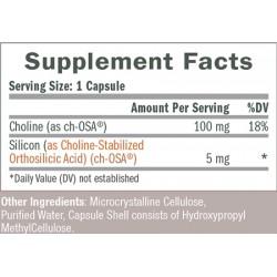 Biosil Dietary Supplement Maisto papildas
