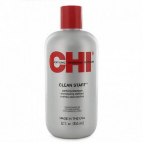 Chi Infra Clean Start Clarifying Valomasis plaukų šampūnas 355ml