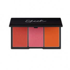 Sleek makeup Blush by 3 Skaistalų paletė (spalva - pumpkin) 20g