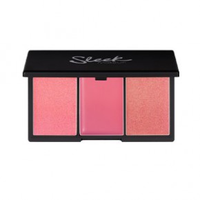 Sleek makeup Blush by 3 Skaistalų paletė (spalva - pink lemonade) 20g