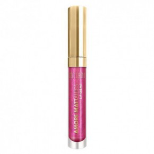 Milani cosmetics Milani amore metallic matte lip crème Matinis lūpų kremas (spalva - automattic touch)
