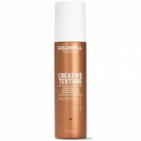 Goldwell Stylesign creative texture unlimitor purškiamas plaukų vaškas 150ml