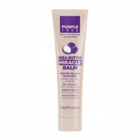 Purple tree Shea butter miracle Daugiafunkcinis odos ir lūpų balzamas 25ml