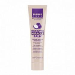 Purple tree Shea butter miracle Daugiafunkcinis odos ir lūpų balzamas 25ml
