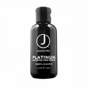 J Beverly Hills Platinum purity šampūnas 100ml
