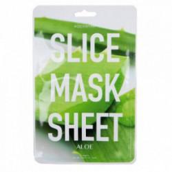 Kocostar Aloe slice mask sheet Veido kaukė 20ml