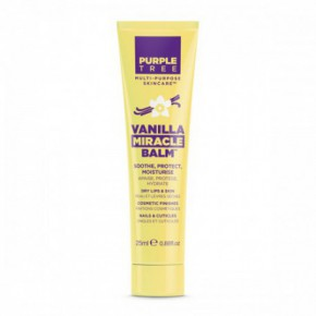 Purple tree Vanilla miracle Daugiafunkcinis odos ir lūpų balzamas 25ml