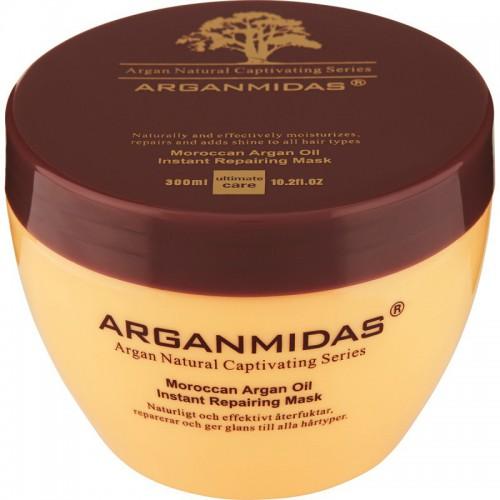 Arganmidas Moroccan Argan Oil Instant Repairing Plaukų kaukė 300ml