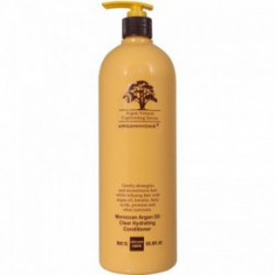 Arganmidas Moroccan Argan Oil Clear Hydrating Plaukų kondicionierius 1000ml
