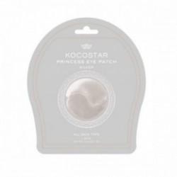 Kocostar Silver princess eye patch Kaukė paakiams 3g