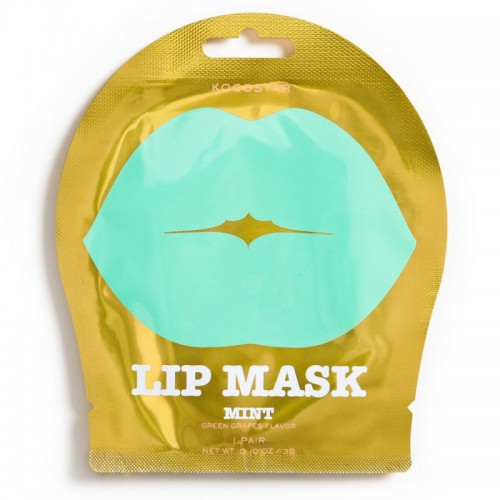 Kocostar Lip mask mint Lūpų kaukė 3g