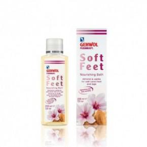 Gehwol Soft feet nourishing bath puoselėjamoji kojų vonelė 200ml