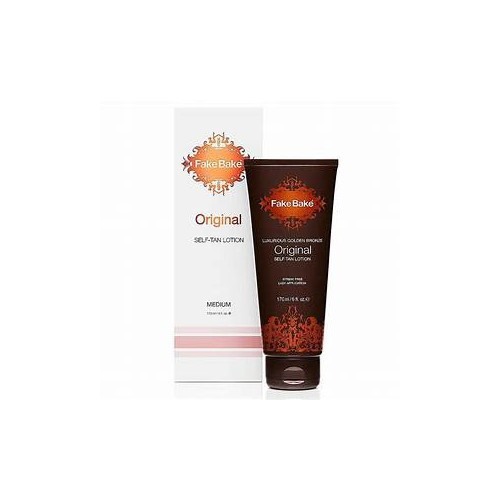 Fake bake Original self-tan lotion Savaiminio įdegio losjonas 170ml