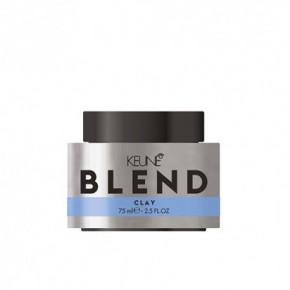 Keune Blend clay molis plaukų modeliavimui 75ml