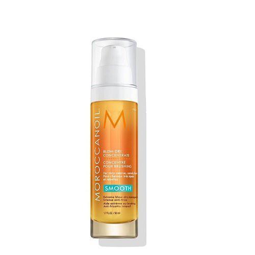 Moroccanoil Blow dry concentrate priemonė nepaklusnių plaukų džiovinimui 50ml