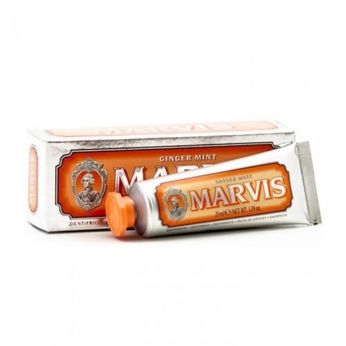 Marvis Ginger mint imbiero ir mėtų skonio dantų pasta 25ml