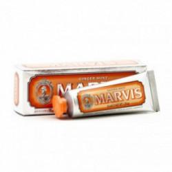 MARVIS Ginger mint imbiero ir mėtų skonio dantų pasta