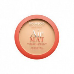 Bourjois Air Mat Powder Kompaktinė pudra 10g02 Light Beige10g03 Apricot Beige10g04 Light Bronze10g05 Caramel