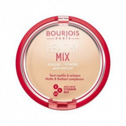 Bourjois Healthy Mix Poudre/Power Anti - Fatigue Kompaktinė pudra 11g0111g0211g0311g04