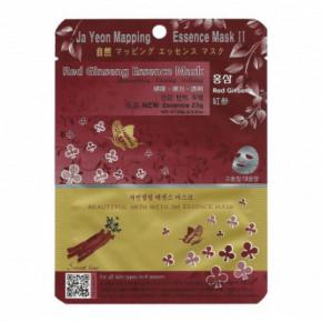 Red Ginseng Essence Mask Veido kaukė su ženšenio ekstraktu