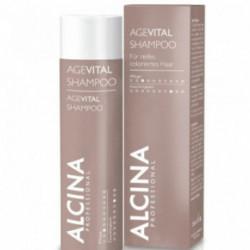 Alcina Agevital Šampūnas brandiems dažytiems plaukams 250ml