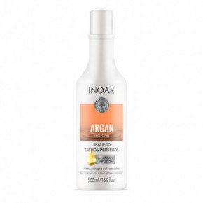 Inoar Argan Infusion Perfect Curls Shampoo šampūnas tobuloms garbanoms 250ml