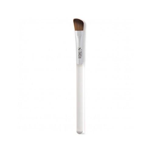 IDUN Angled Blending brush Veido modeliavimo ir akių šešėlių šepetėlis Nr. 8010