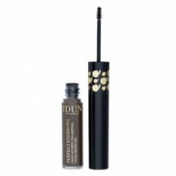 IDUN Perfect Eyebrows Atspalvį suteikiantis antakių gelis Dark5.5ml