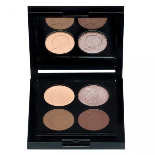 IDUN Eyeshadow 4 spalvų akių šešėliai 4x1g