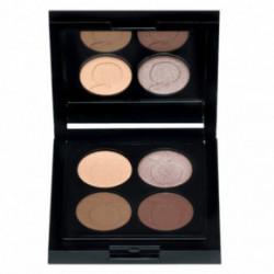 IDUN Eyeshadow 4 spalvų akių šešėliai