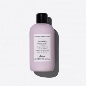 Davines Prep Shampoo Šampūnas visų tipų plaukams 250ml