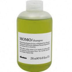 Davines Momo Drėkinantis šampūnas ypač sausiems plaukams