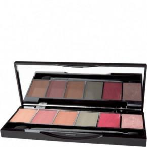 Pastel Colour Collection For Lips & Eyes Veido makiažo paletė