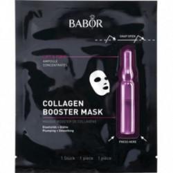 Babor Collagen Booster Mask Intensyviai stangrinanti ir kolageno sintezę skatinanti veido kaukė 1 vnt.