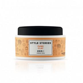 Style Stories Funk Clay Stiprios fiksacijos molis