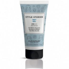 Style Stories Wet Gel Vidutinės fiksacijos plaukų želė