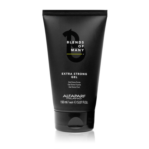 AlfaParf Milano Blends Of Many Extra Strong Gel Labai stiprios fiksacijos želė 150ml
