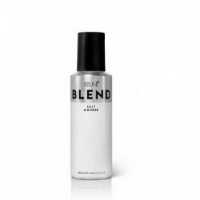 Keune Blend SALT Apimtį ir tekstūrą suteikiančios plaukų putos su druska 200ml