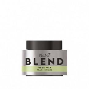 Keune Blend FIBRE WAX Vaškas plaukams su fibrilėmis 75ml