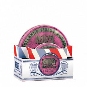 Pink Road Trip Pack Stiprios fiksacijos plaukų vaškas
