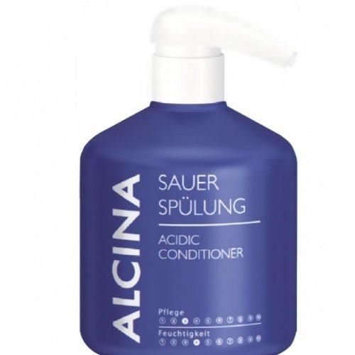 Alcina Sauer-Spulung Plaukų struktūrą lyginantis rūgštinis balzamas 1250ml
