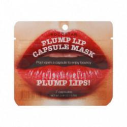 Kocostar Plump Lip Capsule Mask Putlinamoji lūpų priemonė 7vnt